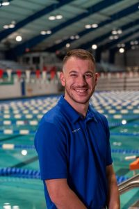 Mike Miller, Executive Director of the Rosen Aquatic & Fitness Center